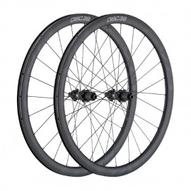 KIT RUEDAS EVO C38 DISC ULTRALIGHT TUBELESS