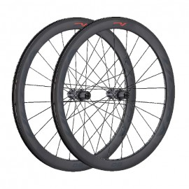 KIT RUEDAS EVO C50 ULTRALIGHT TUBELESS