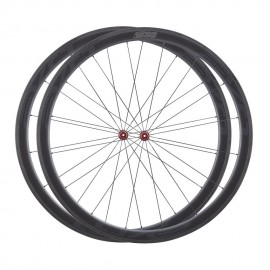 KIT RUEDAS EVO C38 TUBELESS