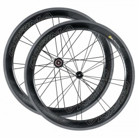 RUEDAS CORIMA WS BLACK 58MM TUBULAR