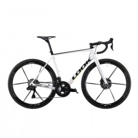 LOOK 785 HUEZ RS: PROTEAM WHITE GLOSSY